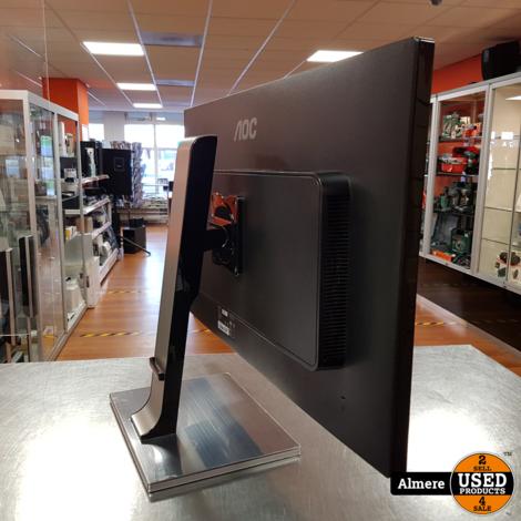 AOC U3277PWQU 32 Inch 4K HDMI Monitor