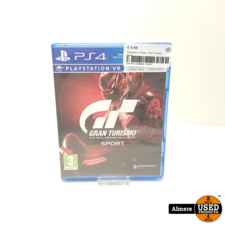 Playstation 4 Game : Gran Turismo Sport