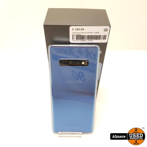 Samsung Galaxy S10 Plus 128GB Prism Blue