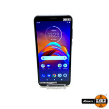 Motorola MOTOROLA Moto E6 Play 32 GB Dual-sim Zwart