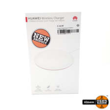 Huawei Huawei SuperCharge Draadloze snellader CP60 wit