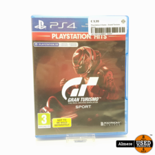 Playstation 4 Game : Grand Turismo Sport