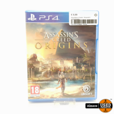Playstation 4 Game : Assassin's Creed Origins