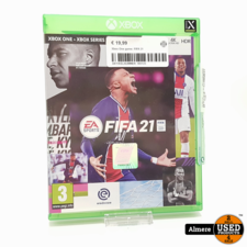 xbox one Xbox One game: FIFA 21
