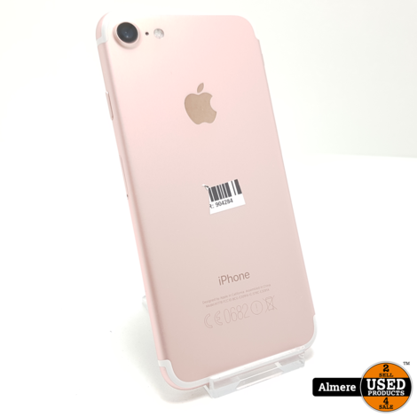 iPhone 7 32GB Rose | Nette staat