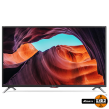 Sharp Sharp Aquos 43BL5EA 43 Inch 4K Ultra HD LED HDR Android Smart TV   NIEUW