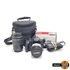 Canon Canon EOS 400D + Canon 18-55MM lens
