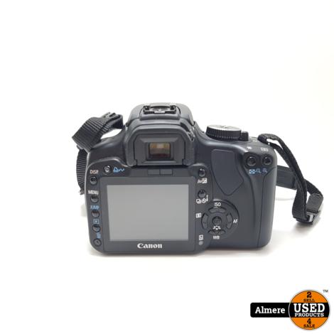Canon EOS 400D + Canon 18-55MM lens