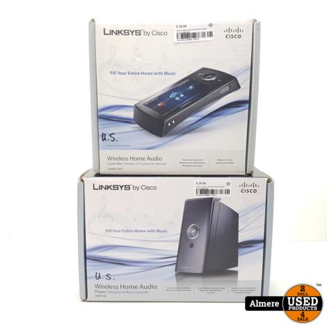 Cisco Linksys Wireless Home Audio Player DMP 100