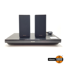 Philips Philips HTB3280G 2.0 Speaker Systeem (Zonder SUB)