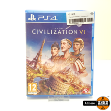 Civilzation VI Playstation 4 Game : Civilzation VI