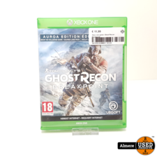 Ghost Recon Breakpoint Xbox one game: Ghost Recon Breakpoint
