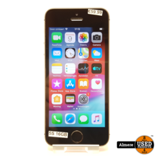 Apple iPhone 5S 16GB Space Gray | Nette staat
