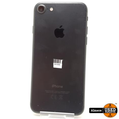 iPhone 7 32GB Zwart | Nette staat