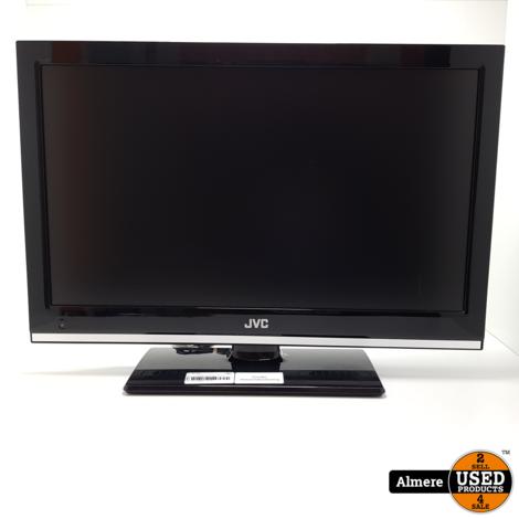 JVC LT-22HD46U 22 Inch televisie met HDMI aansluiting   Nette staat