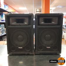 IbizaSound IbizaSound Star8B Speaker set   Nette staat met garantie