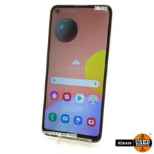 Samsung Samsung Galaxy A11 2020 32GB Wit   Nette staat