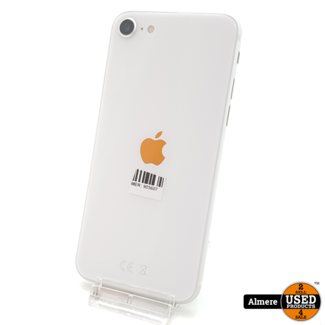 iPhone SE 2020 64GB Wit