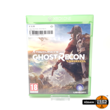 xbox one Xbox One Game: Ghost Recon Wildlands