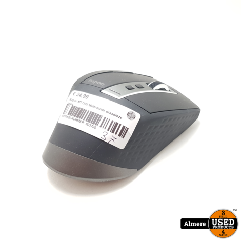 Rapoo MT7505 Multi-mode draadloze muis