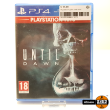 Until Dawn Playstation 4 game: Until Dawn