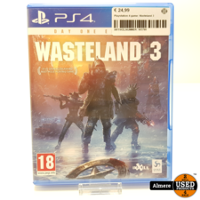Wasteland 3 Playstation 4 game: Wasteland 3