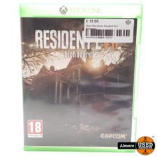 Microsoft Xbox One Game: Resident Evil Biohazard