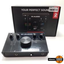 M-Audio M-Audio Air 192 4 audio interface   Nieuwstaat