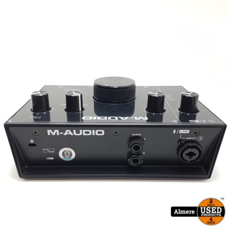 M-Audio Air 192 4 audio interface   Nieuwstaat
