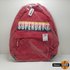 Superdry Superdry Retro Band Montana Rug Tas | Nieuw