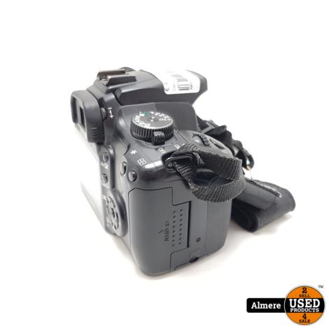 Canon EOS 400D Spiegelreflex camera | Nette staat