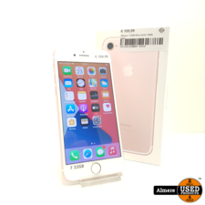 iphone iPhone 7 32GB Rose Gold   Nette staat