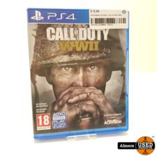 PlayStation 4 Playstation 4 Game: Call of Duty WW2