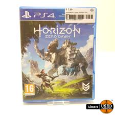 Playstation 4 Game: Horizon Zero Down