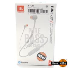 JBL Tune 160BT Draadloze in-ear koptelefoon Grijs   Nieuw in doos