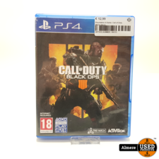 PlayStation 4 Playstation 4 Game: Call of Duty Black Ops 4