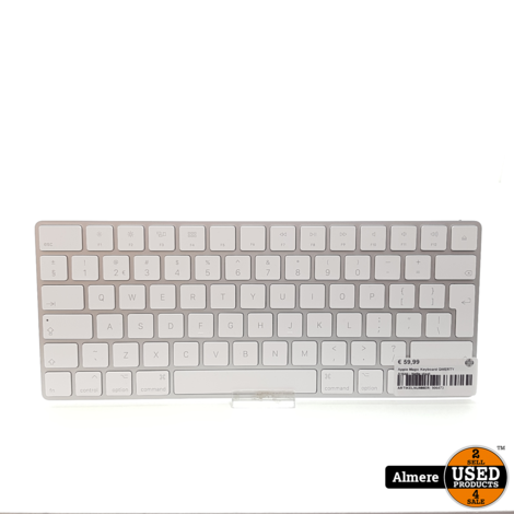 Apple Magic Keyboard QWERTY A1644   Nette staat