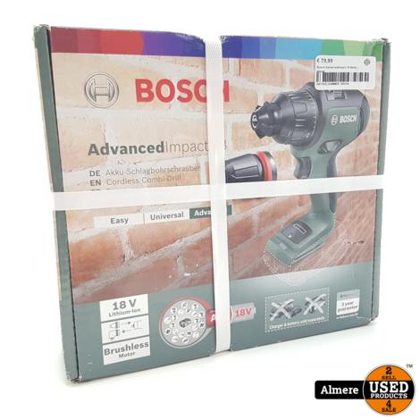 Bosch AdvancedImpact 18 Body   Nieuw
