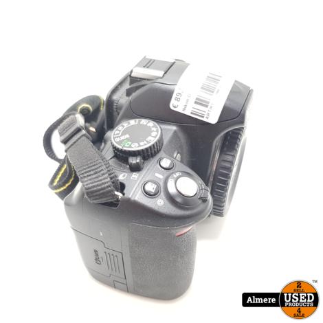 Nikon D3100 Body | Nette staat