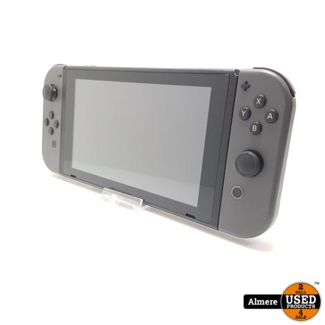 Nintendo Switch Zwart/Grijs   Compleet in doos