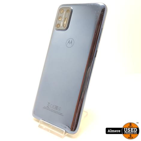 Motorola Moto G9 Plus 128GB Navy Blue | Nette staat