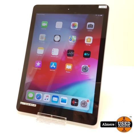 iPad Air 1 32GB Wifi 4G Space Gray