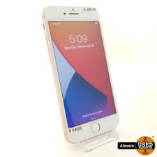 Apple iPhone 8 64GB Rose Gold | Nieuwstaat