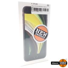 Apple iPhone SE 2020 64GB Black | Nieuw in seal