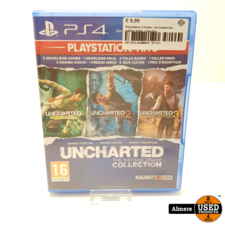 PlayStation 4 Playstation 4 Game: Uncharted the nathan drake collection