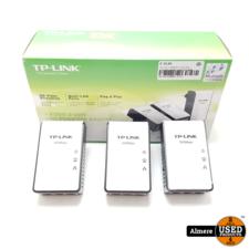 TP-Link TP-Link TL-PA4030T 3 port mini powerline adapter 3 pack kit | Nette staat