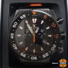 TW Steel TW Steel ACE404 ACE Diver 2019   Zeer nette staat