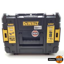 DeWalt DCG405P2 18V Li-Ion accu haakse slijper set 2x 5.0Ah accu in TSTAK 125mm koolborstelloos