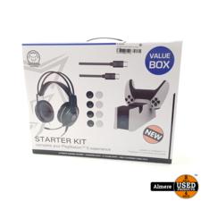 PS5 Qware Gaming Starter Kit   Nieuw in doos