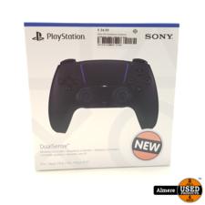 Sony PS5 DuelSense draadloze controller Zwart   Nieuw in doos